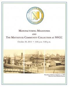 Manufacturing Milestones NVCC