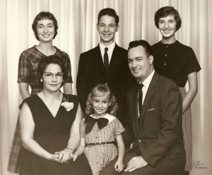 Prospect Machine Products founding family, 1955