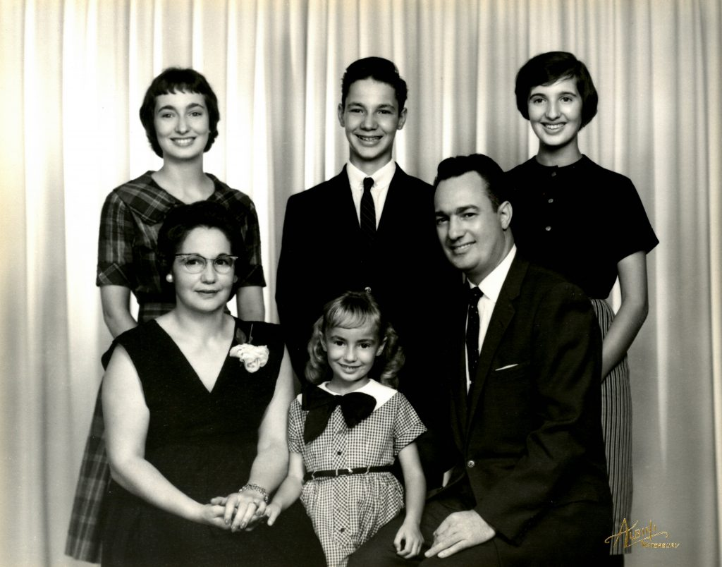 Prospect Machine Products founders, The Pugliese Family, 1955