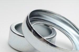 bearings deep draw components