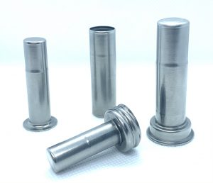 Deep draw parts for Pneumatic Valves