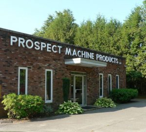 Outside of Prospect Machine Products